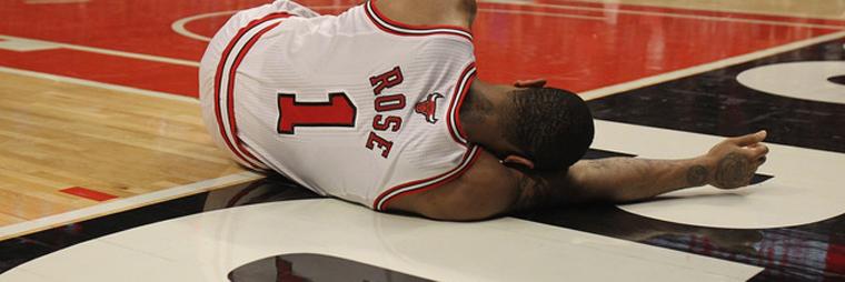 Rose fora dos Playoffs, Durant vence no final