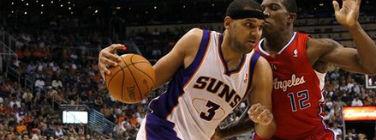 Suns vence partida decisiva, Rockets afunda
