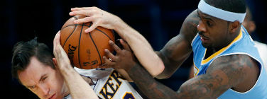 Nuggets bate o Lakers (de novo!); Bobcats on fire