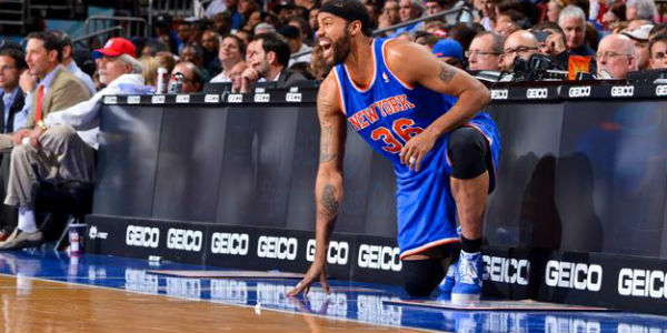 Rasheed Wallace NYK