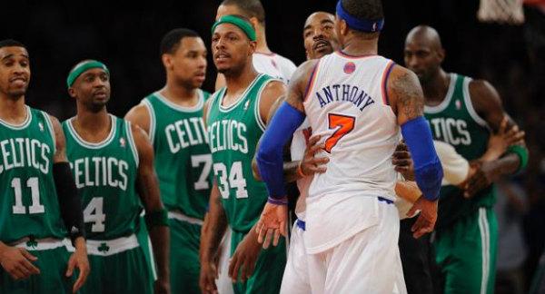 Celtics Knicks