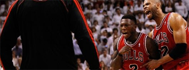 Bulls inacreditável; Spurs vence na 2ª prorrogação