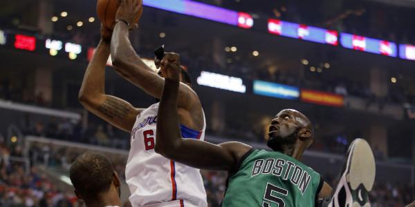 DeAndre Jordan Rebound