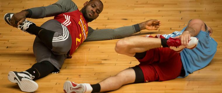 Bola Presa Entrevista – Cleveland Cavaliers