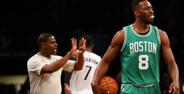 NBA: Preseason-Boston Celtics at Brooklyn Nets