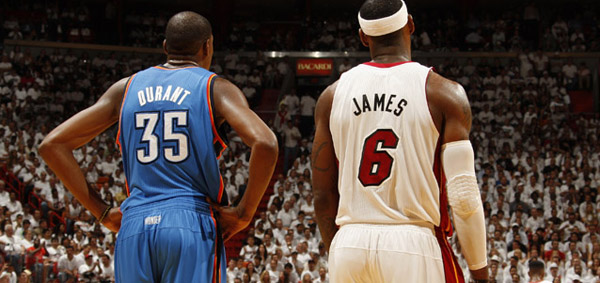 Oklahoma City Thunder v Miami Heat – Game Five