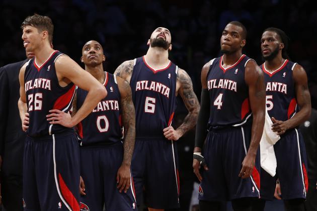 Hawks lineup