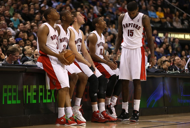 Toronto Raptors Basketball