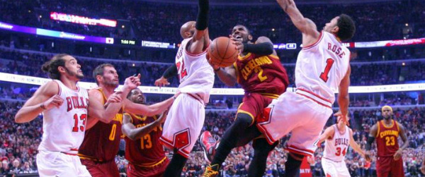 Preview dos Playoffs – Cleveland Cavaliers x Chicago Bulls