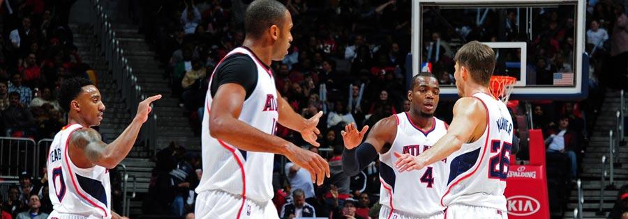 All-Star Game ou Atlanta Hawks? Foi um ano estranho