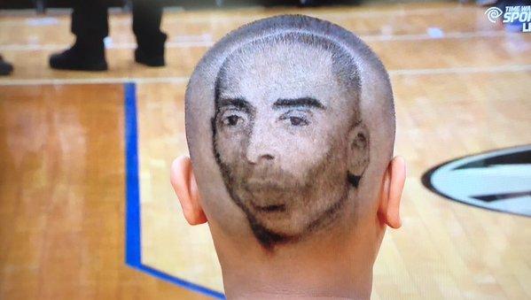 Kobe hair