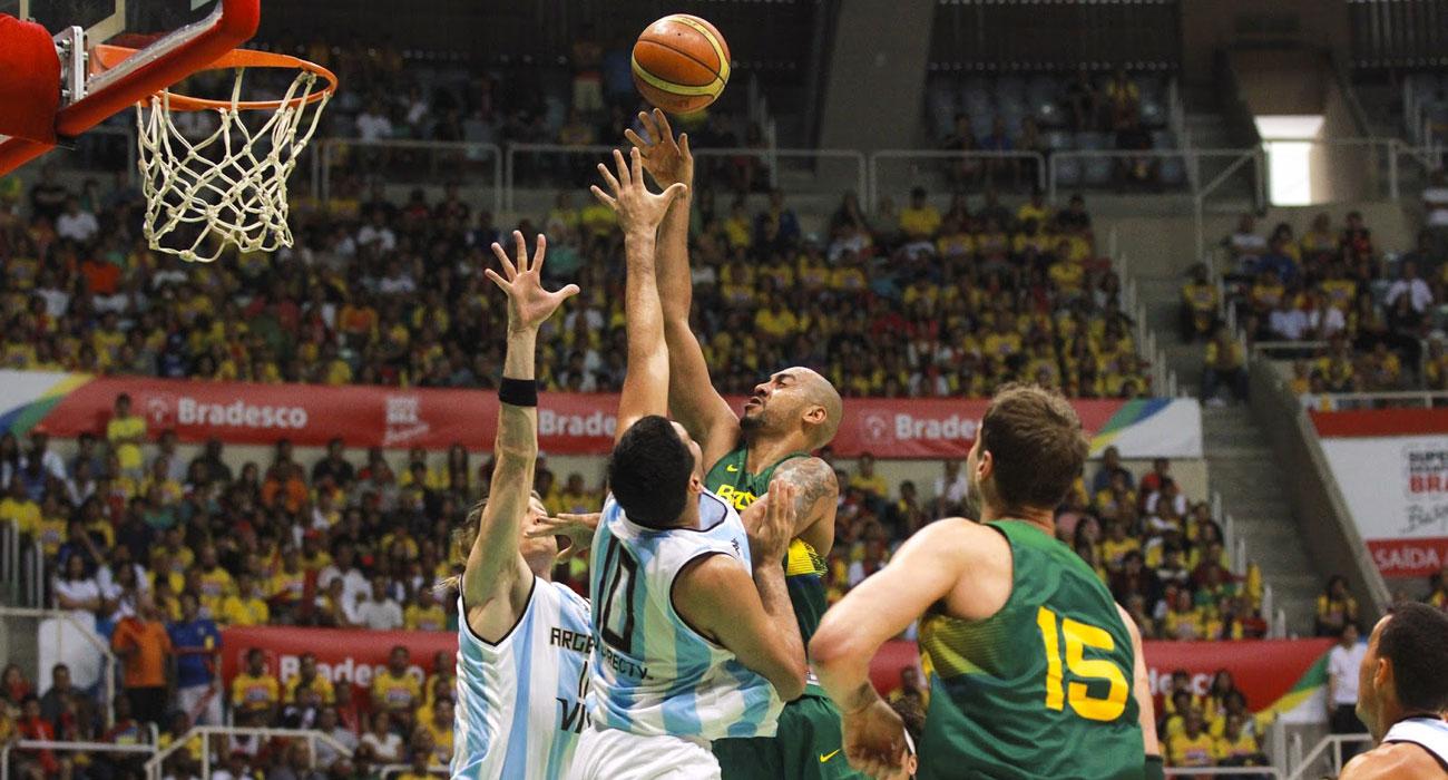🔒 O Brasil procura a sua cara no basquete
