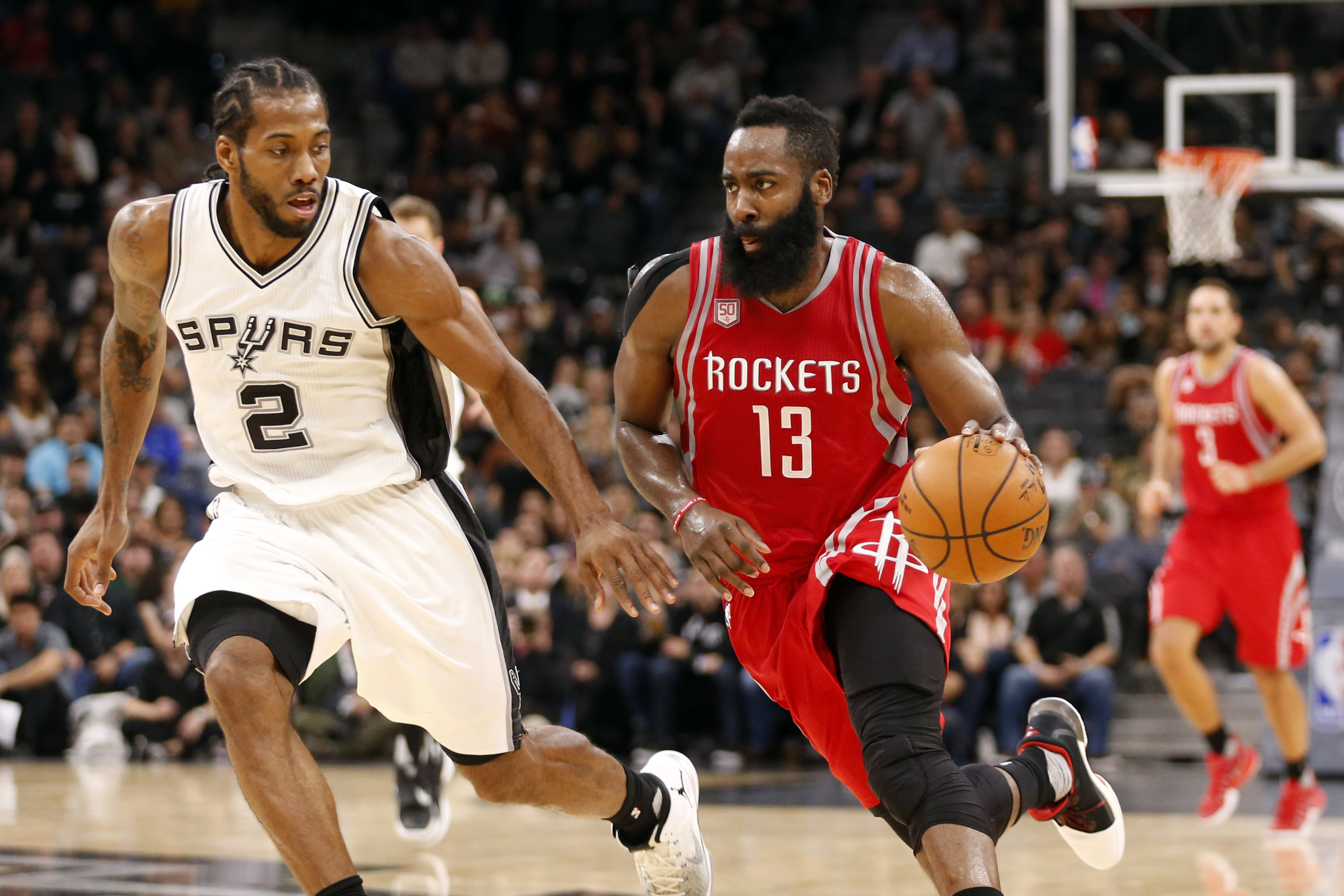 [Preview] 2ª Rodada – Cavs x Raptors e Spurs x Rockets