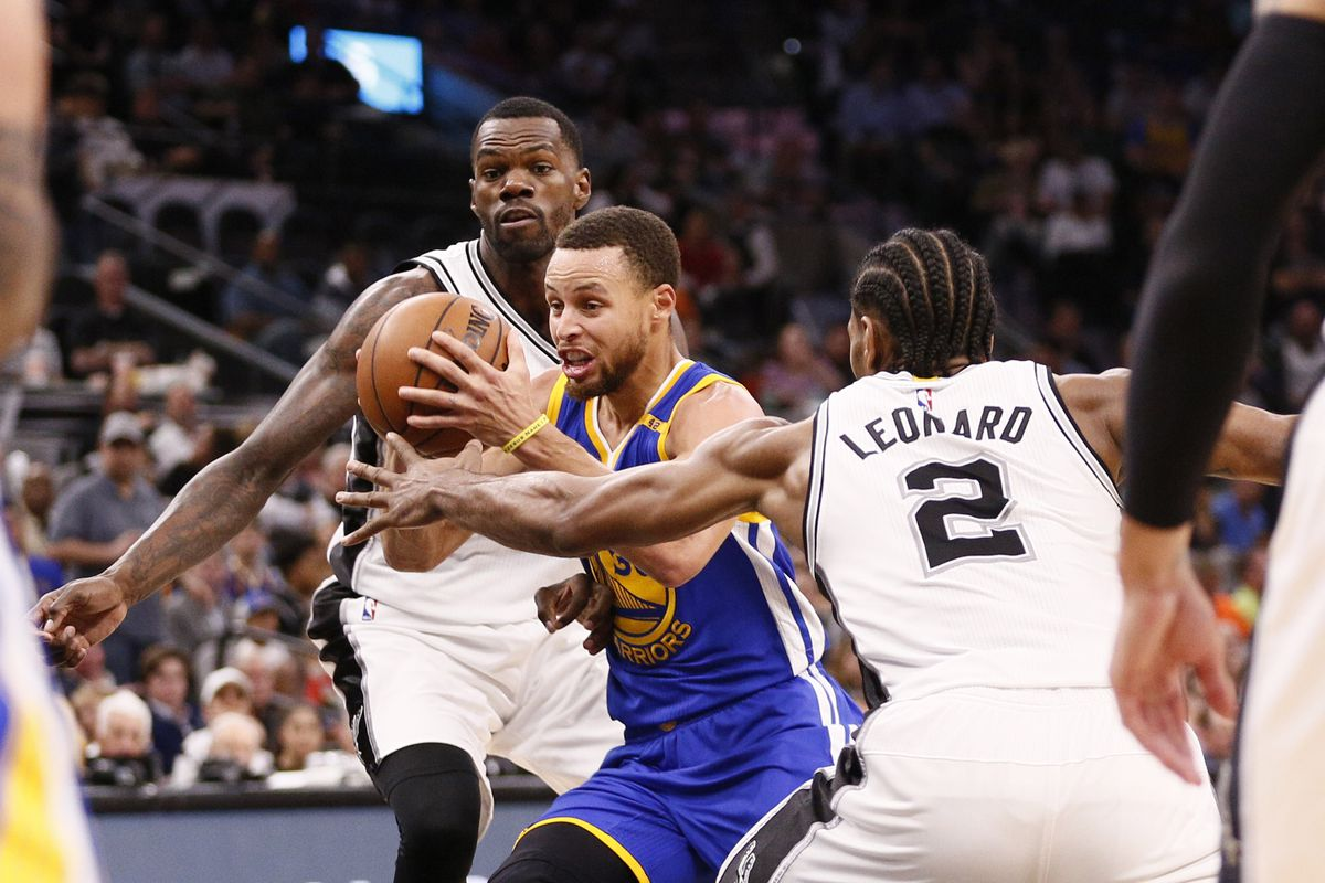 [Preview] Finais da Conferência Oeste – Warriors x Spurs