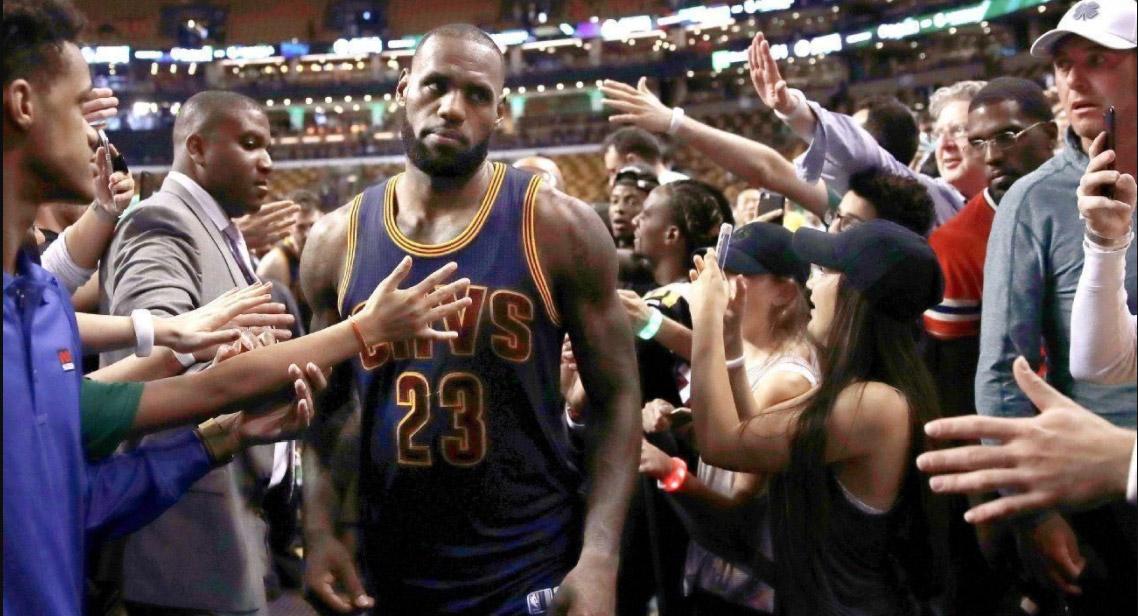 [Resumo da Rodada] Quem para LeBron James?
