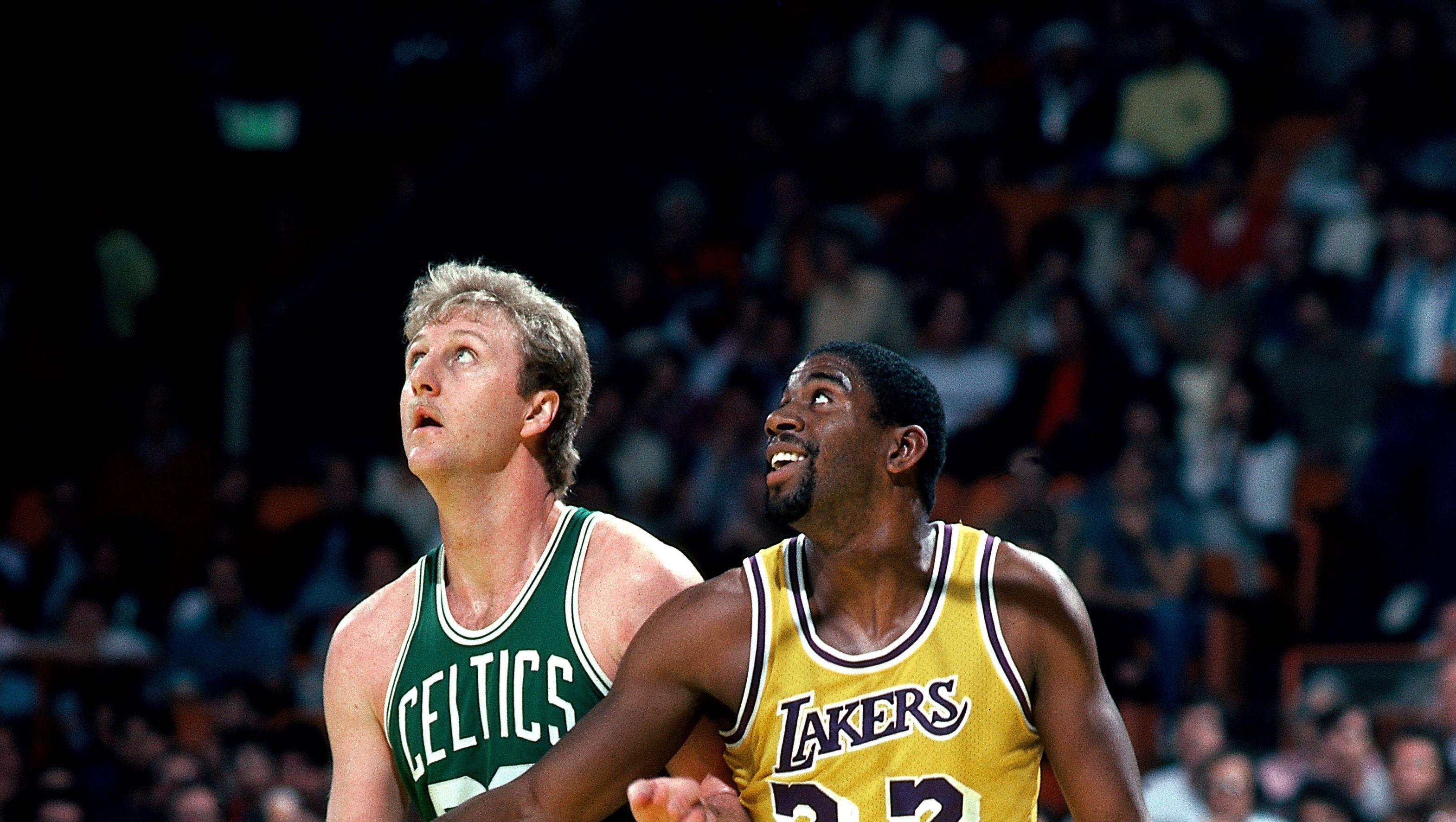 🔒A história tática da NBA – Anos 1980