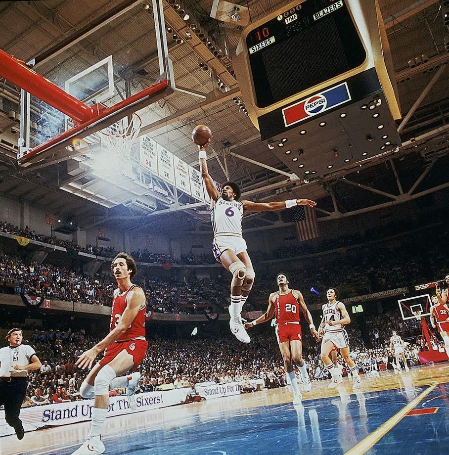 🔒História Tática da NBA – Os anos 1970, a década do estilo