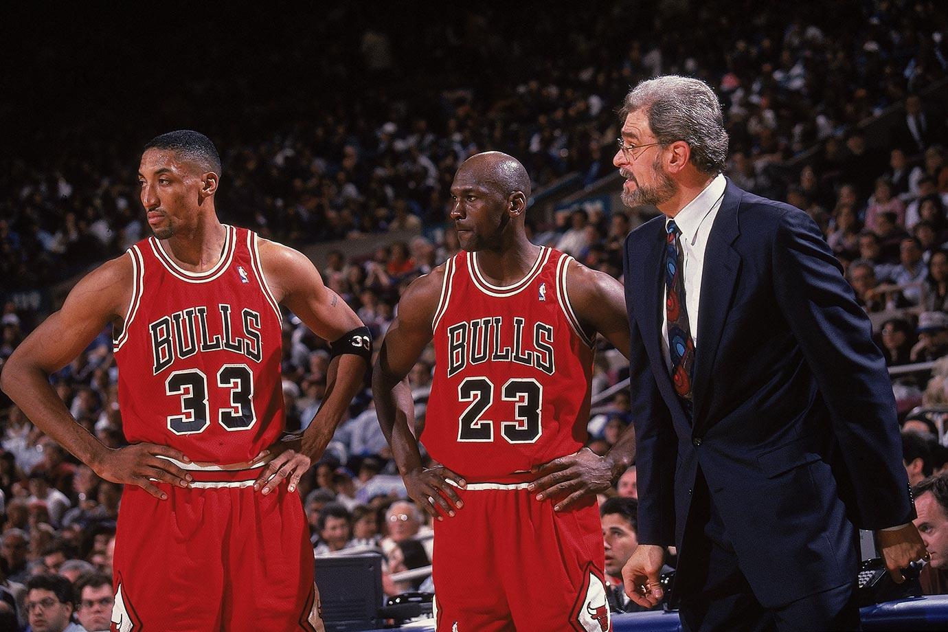 🔒História Tática da NBA – Os anos 1990