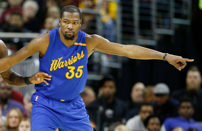 ?Os tocos do Golden State Warriors