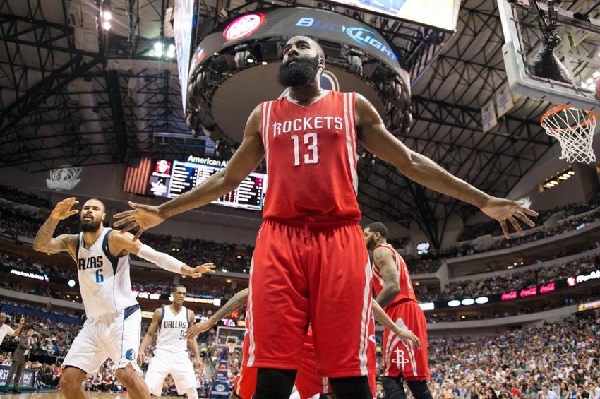 ? Prancheta Bola Presa – Como o Houston Rockets consegue seus arremessos