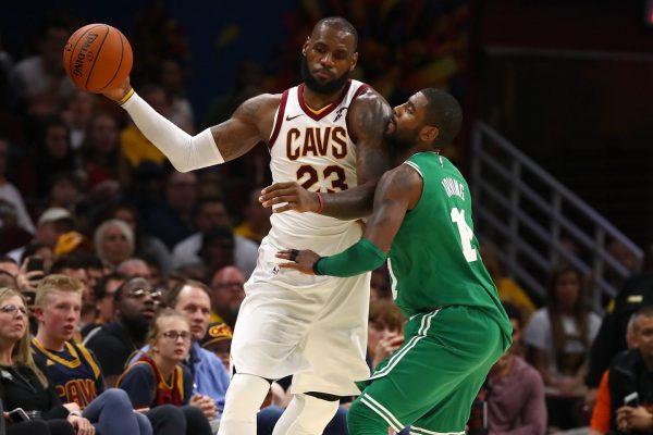 ?Como interpretar os defeitos de Celtics e Cavs