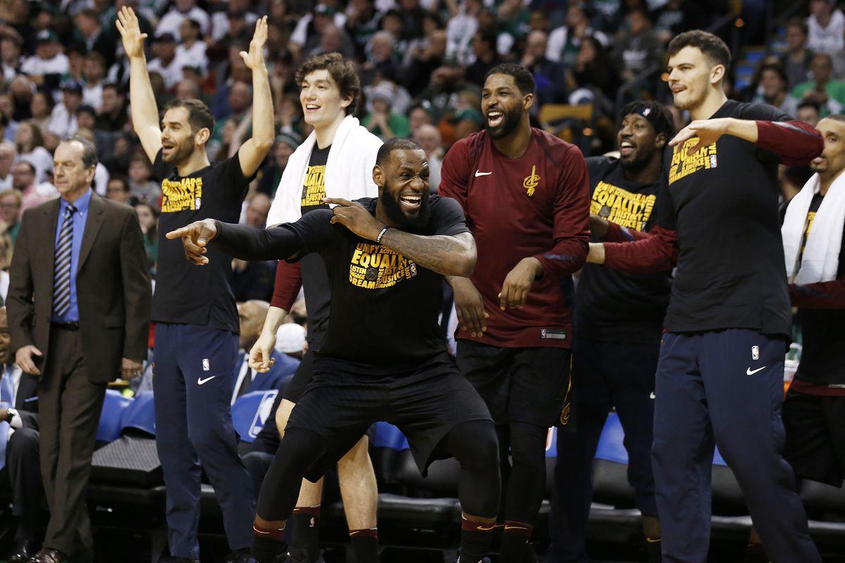 ?O que significa ter LeBron James