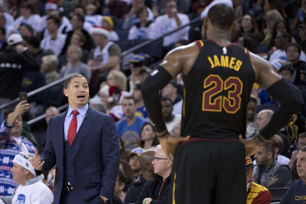 ? Prancheta Bola Presa – A triste defesa do Cleveland Cavaliers