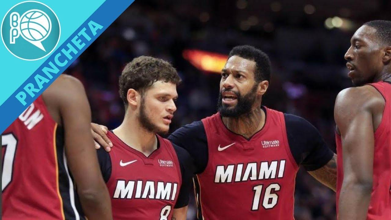 🎥 Prancheta Bola Presa – O ajeitadinho ataque do Miami Heat