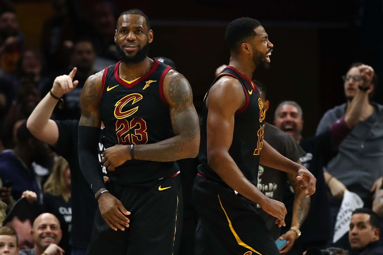 Resumo da Rodada 29/4 – LeBron James e a mexerica