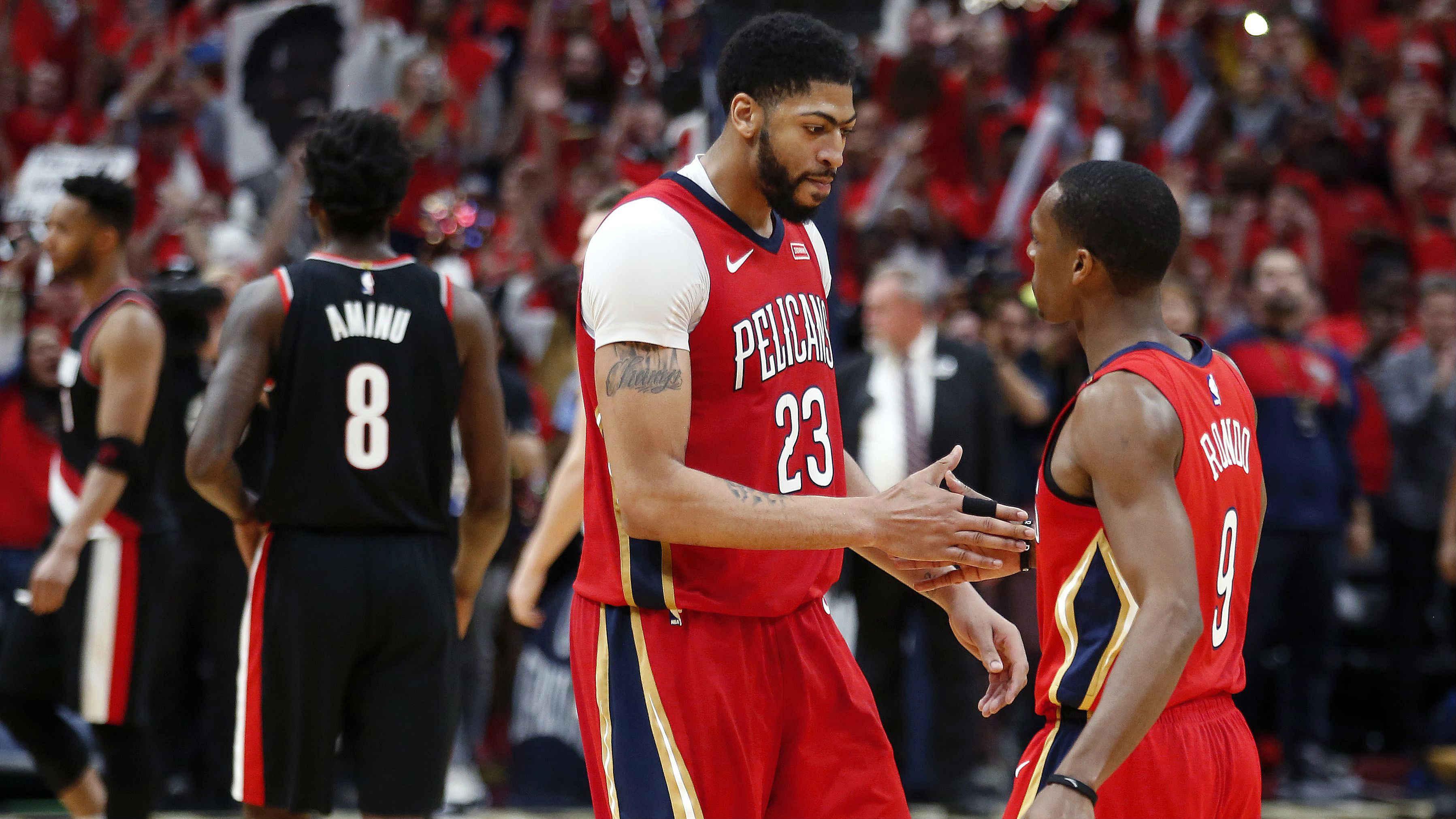 Resumo da Rodada 21/4 – Pelicans já está nas semi-finais