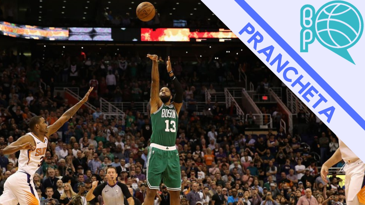 🎥 Prancheta Bola Presa – O arremesso decisivo do Boston Celtics