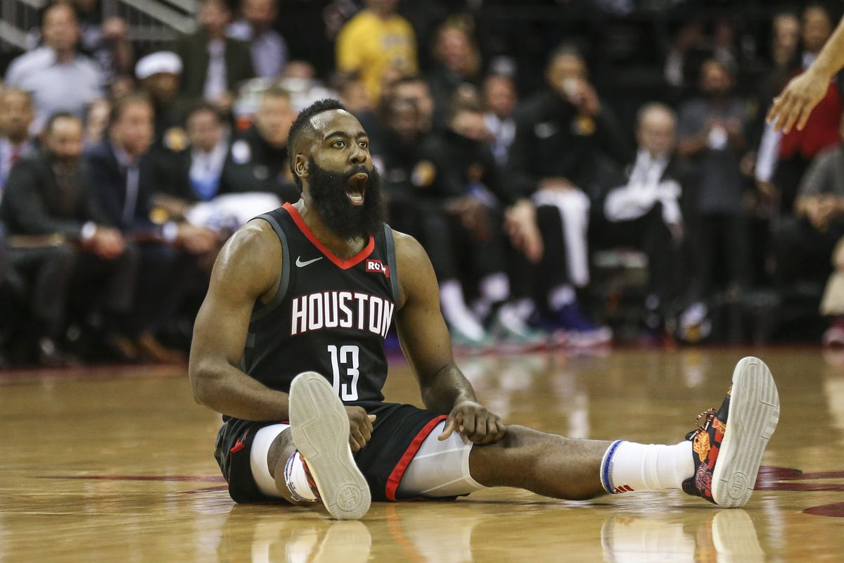 O que aconteceu com o Houston Rockets?