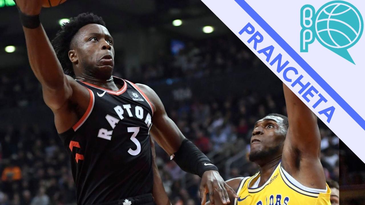 🎥 Prancheta Bola Presa – Basquete pornográfico do Toronto Raptors