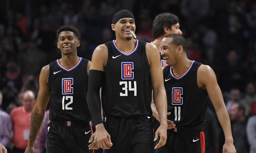 O sucesso inesperado do LA Clippers