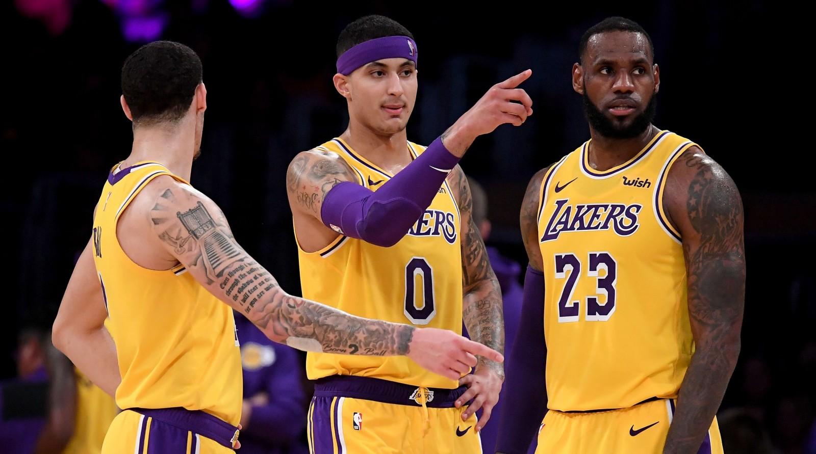 O que achar do Los Angeles Lakers após meia temporada