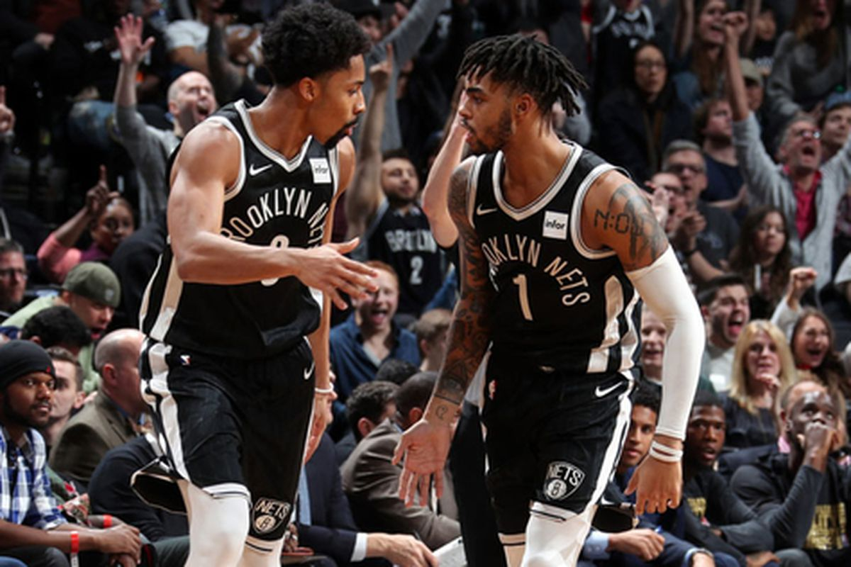 O futuro chegou rápido para o Brooklyn Nets