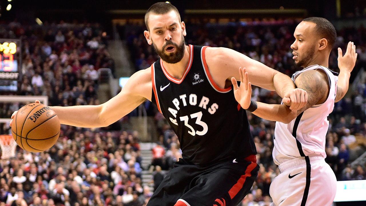 Como Marc Gasol se encaixa no Toronto Raptors