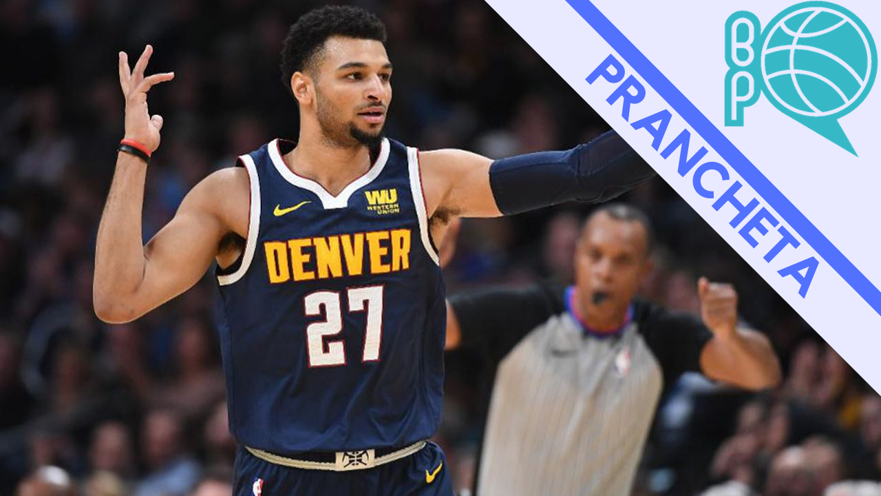 🎥 Prancheta Bola Presa – Como o Denver Nuggets encerra seus jogos