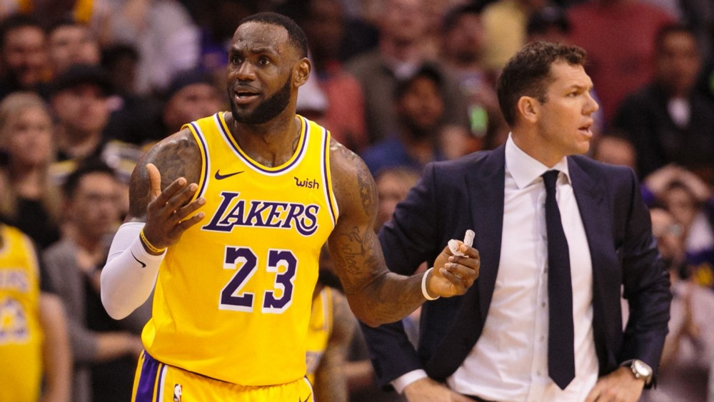 magic johnson quit the lakers after he was copied into - 728×486