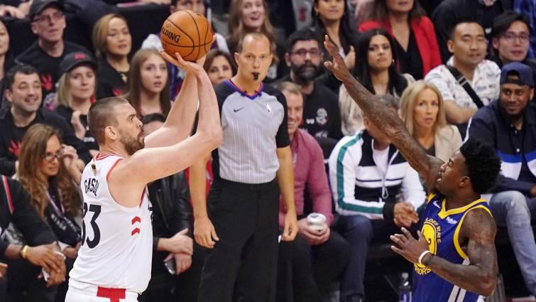 Resumo da Rodada – Finais da NBA: Jogo 1