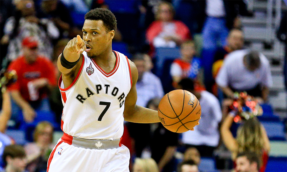 🔒A defesa por zona do Toronto Raptors