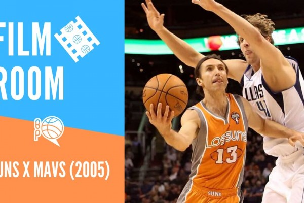 🔒[FilmRoom] Análise de Phoenix Suns x Dallas Mavericks (2005)