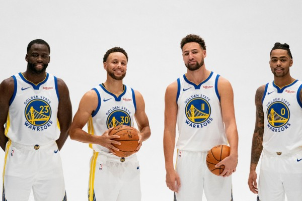 🔒A queda do Warriors