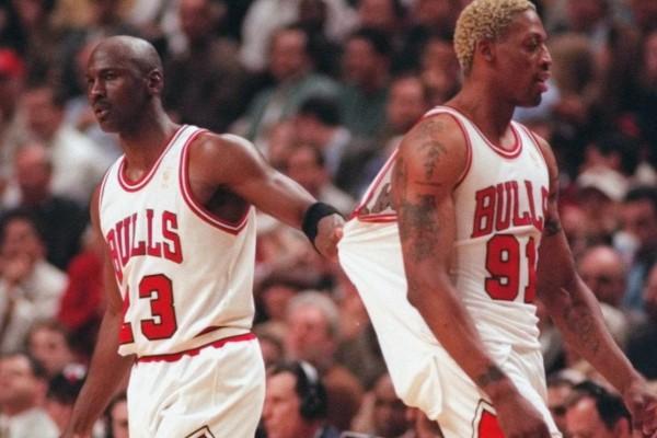 🔒Dennis Rodman, gênio e louco